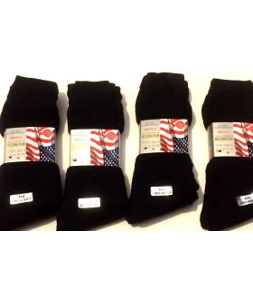 10 X 10  PAIR PACK SPORTS SOCKS SIZE 6-11  .10 PAIR PACK £4 (BLACK)